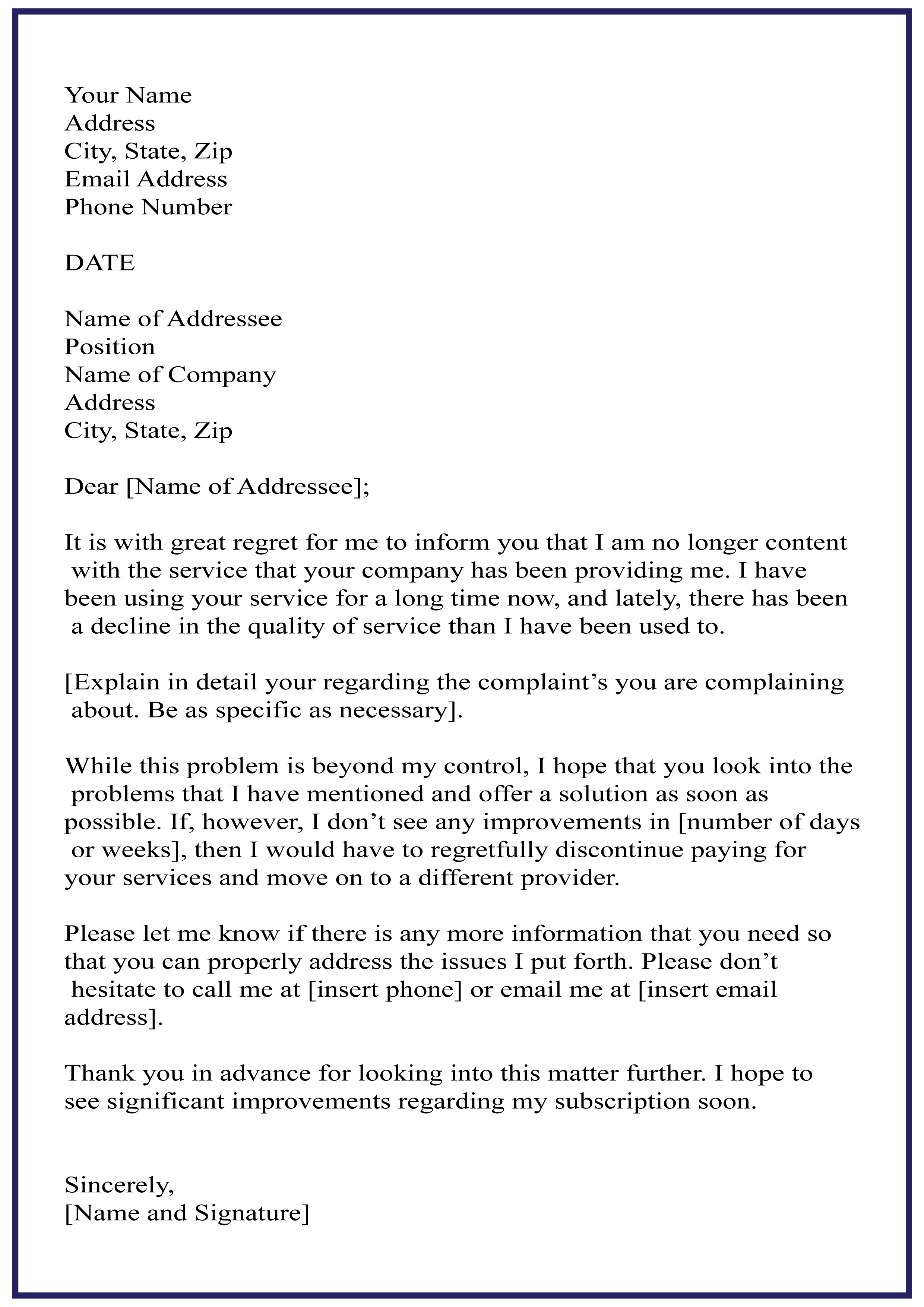 Complaint Letter 9-12 (1)